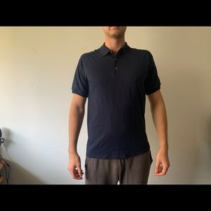 Other - Navy Blue Polo fits Large